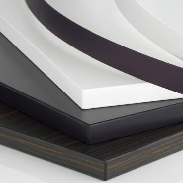 Кромка для мебели Polkemic PVC 22x2