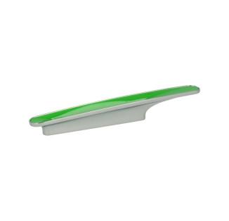 Ручка Gamet UU06-0096-G0004-P271 (хром/світло-зелений)