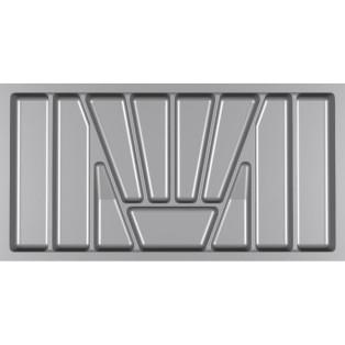 Лоток для столових приладів Standart , Verso - 900 мм сірий