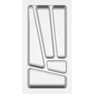 Лоток для столових приладів Standart , Verso - 300 мм білий