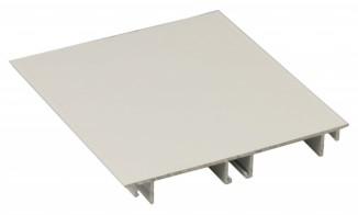 Цоколь алюминиевый L=4200 мм H-100 mm