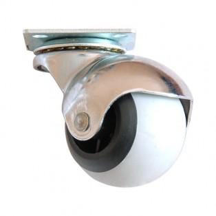 Ролик гумовий d-40мм круглый