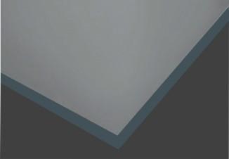 Зеркало графит сатин 4 мм