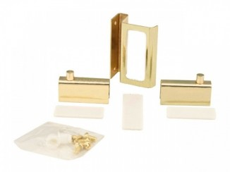 Набор для стекла ZS 9003 золото DC