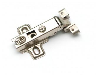 Петля накладная  Linken Systems, для алюминиевого профиля М1 (Slide-on)
