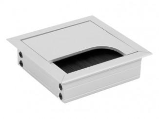 Пропуск кабеля MERIDA 80*80 алюміній LB-80x80-05
