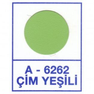 Заглушки к конфирмату самоклеящиеся 6262 зелёная вода