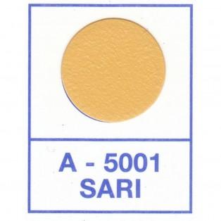 Заглушки к конфирмату самоклеящиеся 5001 жёлтые