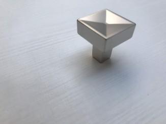 Ручка мебельная  A-1272 G5 (сатин матовый) Nomet