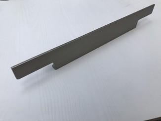 Ручка мебельная C-3590-696/696 A11 (эффект благородной стали) Nomet