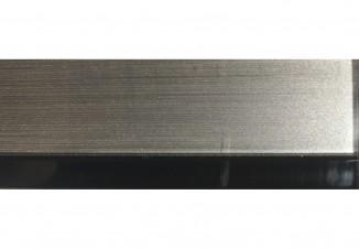 Кромка 23*1.3 Rehau 1521E (3D) Черный глянец