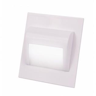 Светильник LED для цоколя белый (STEP-BL-40K-01)