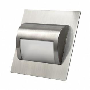 Светильник LED для цоколя сталь (STEP-SD-40K-01)