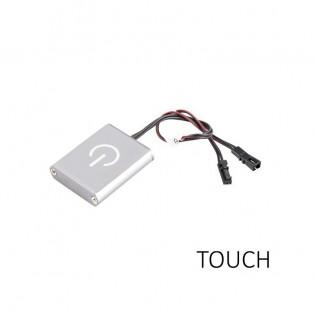 Сенсорный переключатель TOUCH с регулятором освещения (WYL-TDS-AL-01)