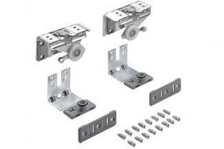 Комплект роликів для передніх дверей Top Line L EB34 для 22мм (920650100)