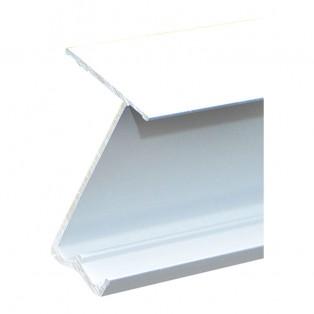 Top Line L профиль ходовой, 3000мм, алюминий (арт.912824300)