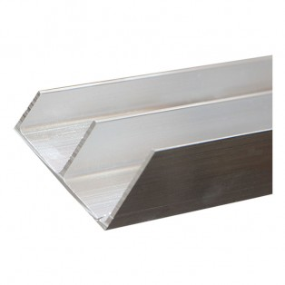 Профіль направляючий STB11 3000мм алюміній Top Line L (71117)