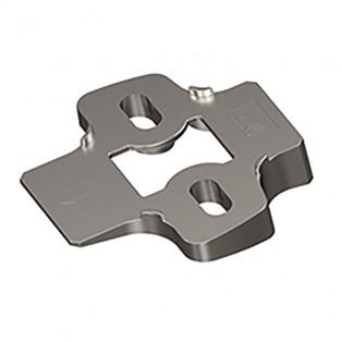 Угловой адаптер для крестообразных монтажных планок, 10°