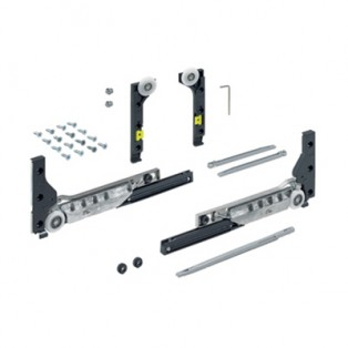 Набір комплектуючих для плитних дверей з SiSy SlideLine M 30кг (915633806)