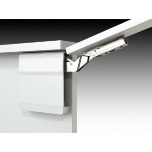 Ліфт підйомний SQ (580-1250) комплект з білими накладками SQ00AL02A DTC