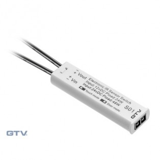 Датчик Выключатель бесконтактный GTV AE-WBBUNI-10 DIM Белый 12V