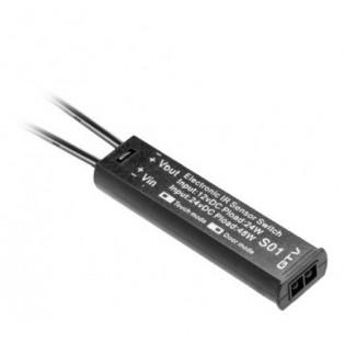 Датчик Выключатель бесконтактный GTV AE-WBCUNI-10 DIM Черный 12V