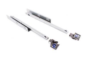 Направляюча прихованого монтажу DTC 16мм 300мм часткового висуву G10C-300-H-X