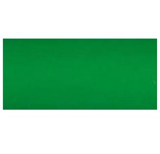 Кромка бумажная 19мм с клеем, зеленый (70622)