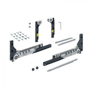 Набір комплектуючих для плитних дверей з SiSy SlideLine M 10 кг (9201921)