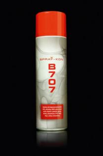 Клей контактний SPRAY-KON B707 аерозоль (600мл)