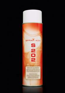 Клей контактний SPRAY-KON S202 аерозоль (500мл)