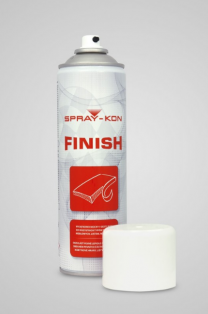 Клей контактний SPRAY-KON FINISH аерозоль (500мл)