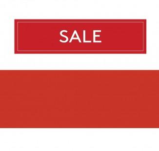 Гибкий торцовочный профиль Т16мм красный Розпродаж!!!