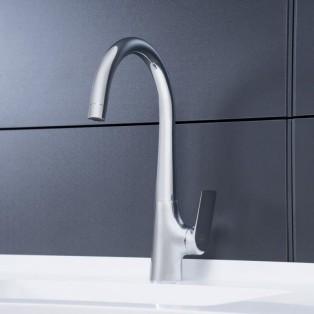 Смеситель Q-tap Elegance CRM 007F