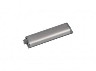 Штовхач накладний з магнітом і планкою GIFF PRIME Pusher-HL нікель