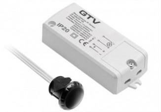 Датчик безконтактний універсальний двофункціональний GTV (WP LED AE-WBEZDС-10S)
