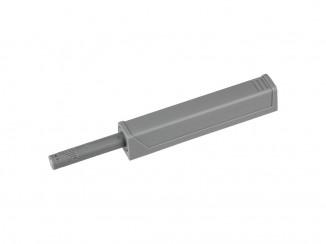 Штовхач врізний з магнітом і планкою GIFF PRIME Pusher-BL графіт