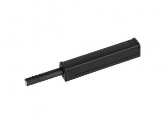 Відштовхувач магнітний врізний з магнітом і планкою GIFF PRIME Pusher-BL чорний