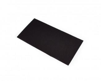 Самоклейка для ніжок 120*240 чорна