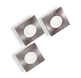 Комплект 3  светодиодных светильников Marbella
