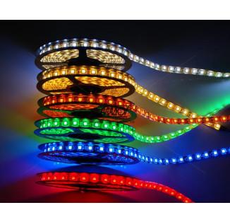 Світлодіодна LED стрічка МТК -300 WF3528-12 біла (6000К-6500К) (4,8) силикон