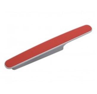 Ручка мебельная Gamet UU06-0096-G0004-P51 (хром/красный)