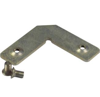 Уголок для алюминиевого профиля M1