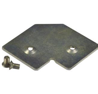 Уголок до алюминиевого профиля  М4