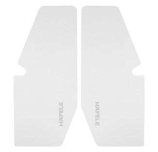 Комплект белых заглушек для FREE SWING Hafele