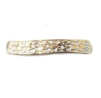 Ручка Virno Style 400/128 белый+золото