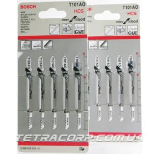 Пилка(полотно) для электролобзика  T101AO